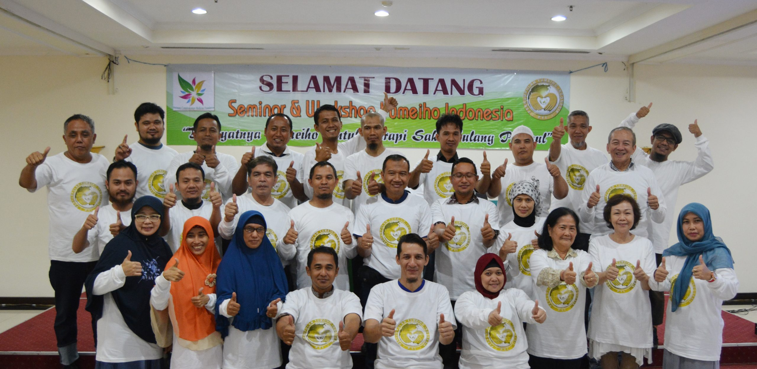 Yumeiho Seminar & Workshop di Indonesia