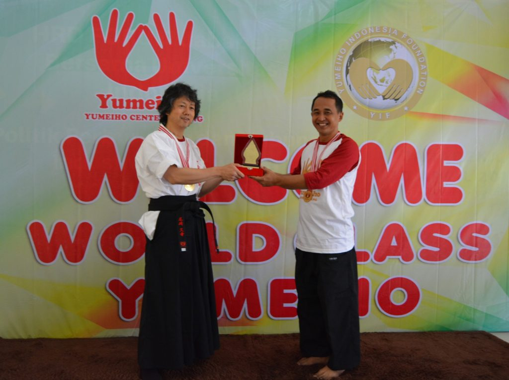 Yumeiho World Class 2019 Di Indonesia